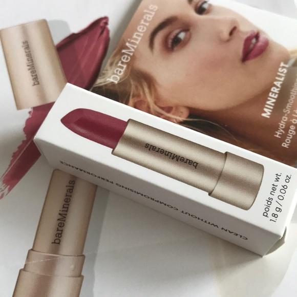 bareMinerals Other - 3/$15 BareMinerals Mineralist Lipstick